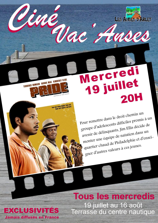 Mercredi ciné @ Centre nautique